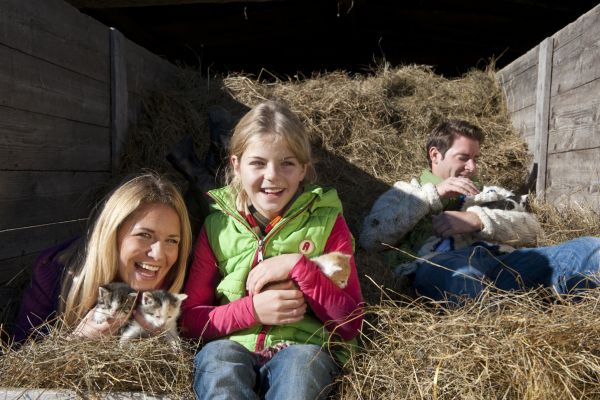 Apartments Richlegghof - Farm Holidays for the whole family